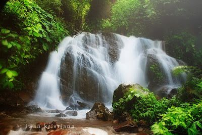 Ciputrawangi Waterfall