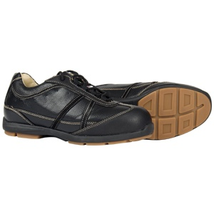 Tara Oxford Women's Safety Shoe Reg. $79.99 - Now $39.99 Leather upper Breathable lining Extremely light weight EVA midsole Removable cushioned EVA foot bed Lightweight aluminum toe Flexible composite plate ANTI-SLIP and oil resistant rubber outsole CSA approved, Grade 1 Meets or exceeds ASTM 2413-05 requirements