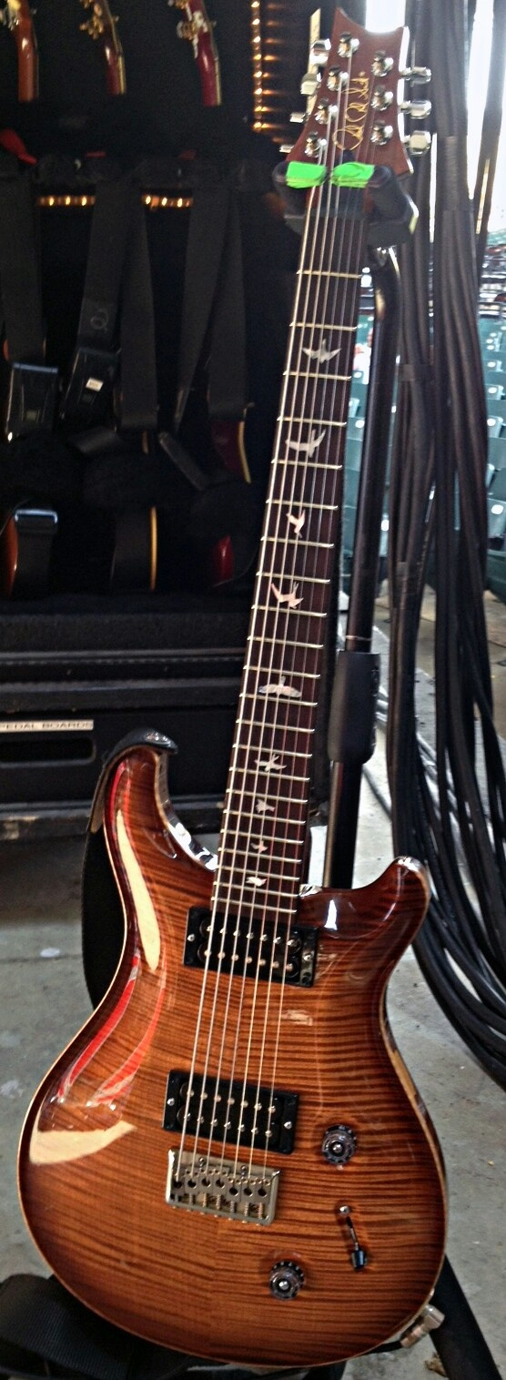 Paul Reed Smith Private Stock 7 String Baritone Prs