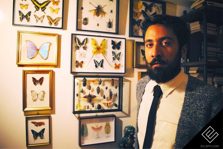 Biology   #modular #accessory #necktie #madeinitaly #noknots #tie #cravatta #uomo #man #style #double #side #eclectic #eclepti