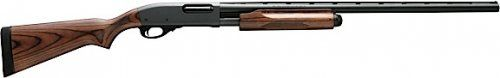 Remington Model 870 Express 12-26 Specifications Gauge: 12 Action: Pump Weight: 7.25 lbs Barrel Length: 26&quo