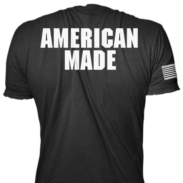 Rogue American Made Shirt - CrossFit Apparel - Rogue Fitness