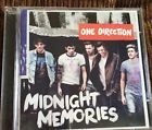 Midnight Memories by One Direction (UK) (CD Nov-2013 Syco Music)