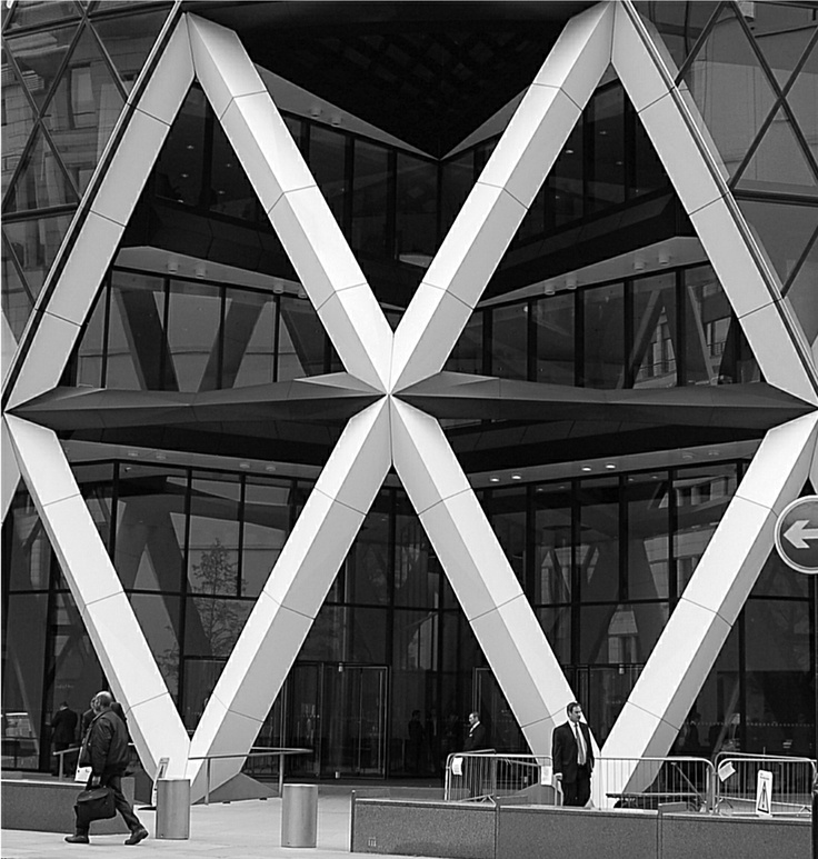 Swiss Re, Londres, Reino Unido. Norman Foster, Arquitecto