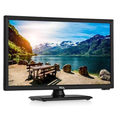 Телевизор TCL LED20D2710  — 8990 руб. —  TCL LED20D2710 - компактный телевизор, который подойдет для кухни или небольшого помещения. Он оснащен интерфейсами HDMI и USB, а встроенный проигрыватель видео позволит вам смотреть фильмы в превосходном качестве. Благодаря наличию крепления стандарта VESA вы без труда сможете подобрать кронштейн для удобного расположения на стене. Главное преимущество данной модели - поддержка цифрового телевидения в формате DVB-T2. Диагональ составляет 20 дюймов.