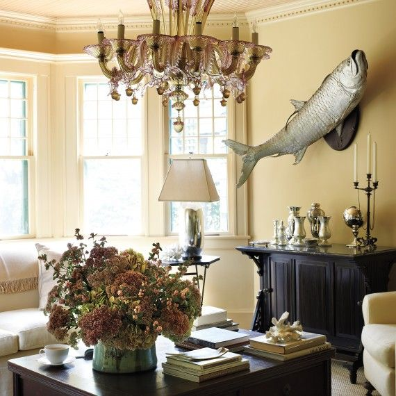 Green Living Room Ideas In East Hampton New York: Heast Hamptons Images On