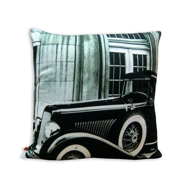 Vintage Car Black & White - Rs.539.10