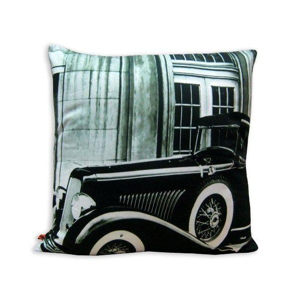 Vintage Car Black & White - Rs.539.10