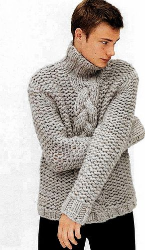 Boy in wool sweater | by Mytwist