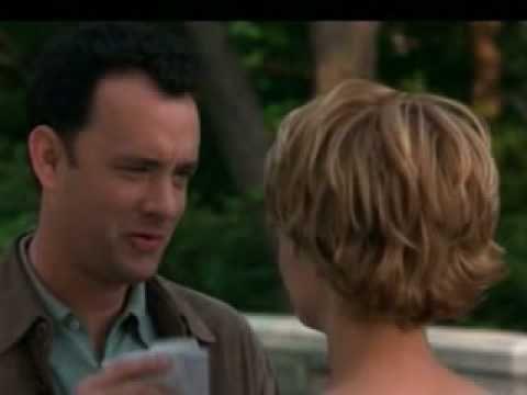 You've Got Mail - Somewhere Over The Rainbow (Harry Nilsson) - You've Got Mail (1998)    Starring: Tom Hanks, Meg Ryan