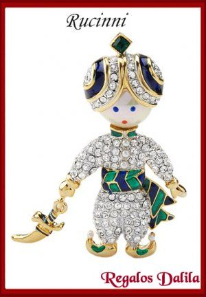 Regalos Dalila | Anillos de plata | Pulseras de plata | Aros de plata | Dijes | Cadenas de plata | Joyas de plata | Joyeria online: Prendedo...