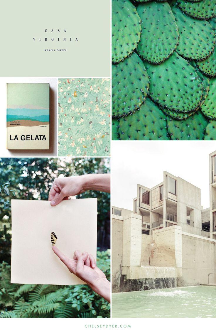 GREEN DREAM / Chelsey Dyer