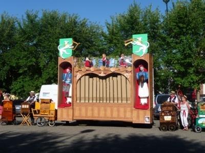 9ème Festival international d'Orgues de Barbarie, Wintzenheim, Alsace
