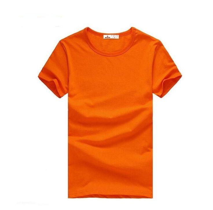 Pánské jednobarevné triko s krátkým rukávem oranžové – VEIKOST L Na tento produkt se vztahuje nejen zajímavá sleva, ale také poštovné zdarma! Využij této výhodné nabídky a ušetři na poštovném, stejně jako to udělalo již …