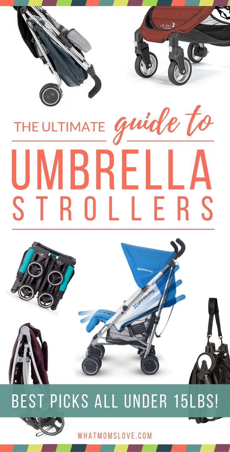 Looking for a light-weight, stylish and fully functional umbrella/travel stroller? This awesome guide will take you through the best umbrella strollers on the market, to make your decision a breeze. Check out the handy comparison chart! PS - You can't miss the one that will fit in your diaper bag!