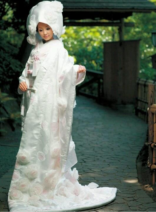 Japanese bride  Doll idea