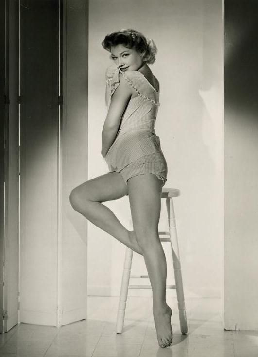 17 Best Images About Anne Baxter On Pinterest Hourglass