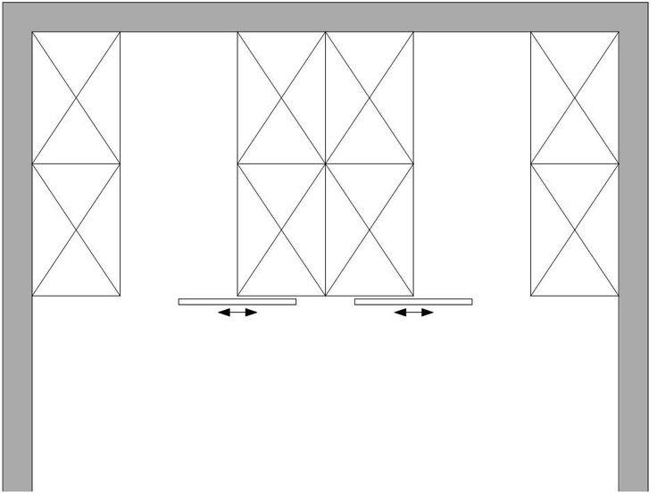 die besten 25 kleiderschrank nach ma ideen auf pinterest. Black Bedroom Furniture Sets. Home Design Ideas