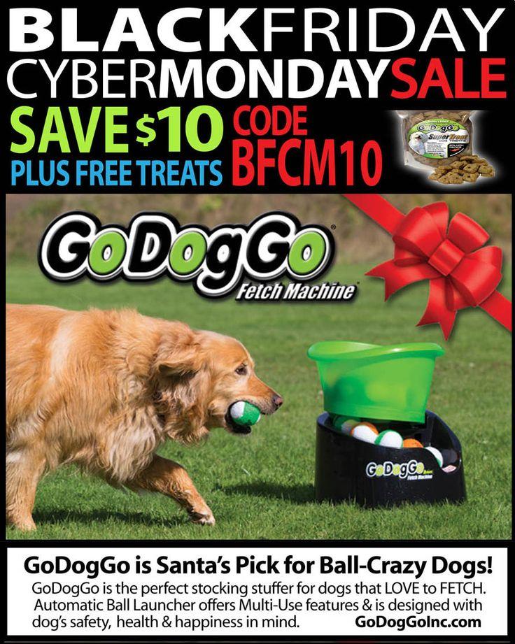 godoggo fetch machine coupon