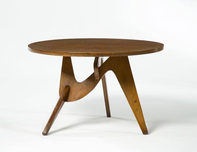 Jose Zanine Caldas, Side Table, c1960.