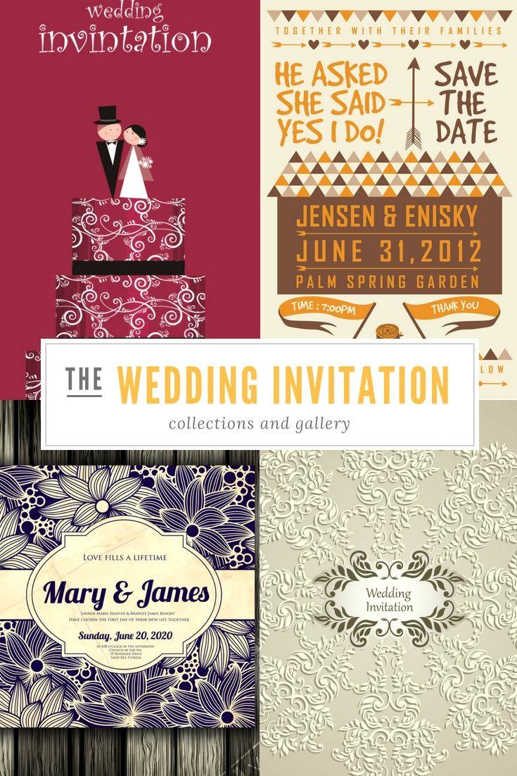 Cost Free Wedding Invitation Cards Illustrations