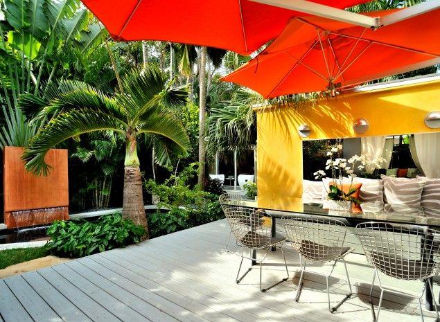 Debra Yates design | Diy patio pavers, Red patio, Patio