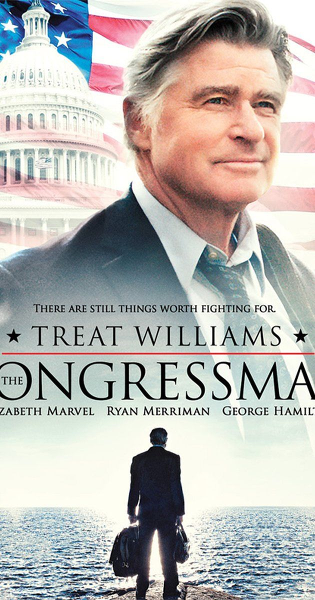 The Congressman - Directed by Jared Martin, Robert Mrazek.  With Treat Williams, Elizabeth Marvel, Ryan Merriman, Chris Conroy. Maine Congressman Charlie Winship has had a bad day. After being caught on video failing to stand and recite the pledge of allegiance, he knocks out another House member, confronts his angry ex-wife, and faces denunciation by the media for attacking one of the most cherished patriotic symbols in America. As his life spirals out of control, Charlie embarks on a…