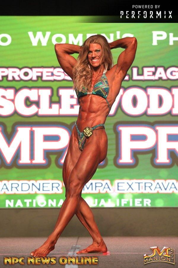 Autumn Swansen– 2018 Tampa Pro | Female Physique | Bodybuilding