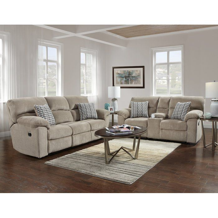 Best Melville 2 Piece Reclining Living Room Set Couch 400 x 300