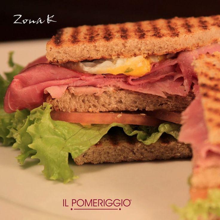 #zonakbogota #zonak #Restauranteilpomeriggio #ilpomeriggio #zonat #centroandino  www.ilpomeriggio.com.co King Klub sandwich