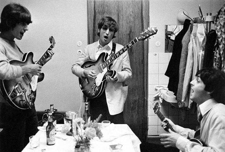 Rehearsal, Houston, USA, 1965