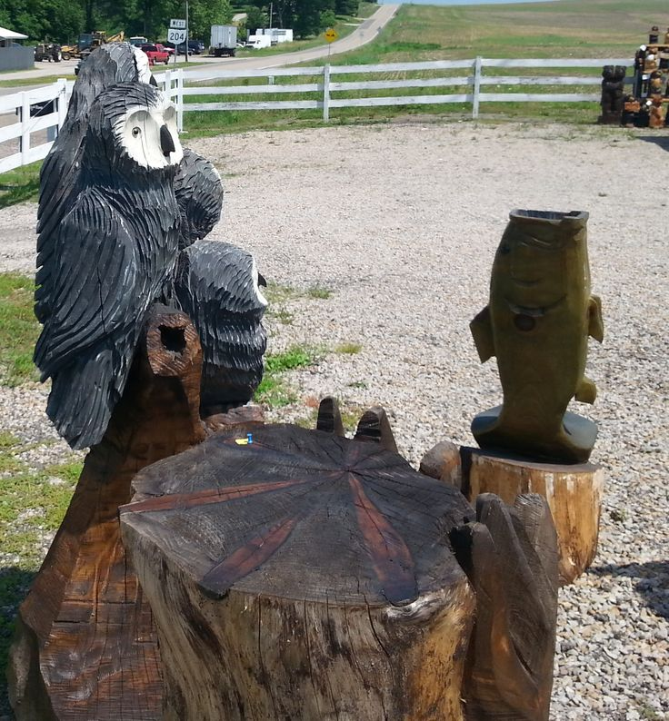 Best images about chainsaw carvings mount perry ohio