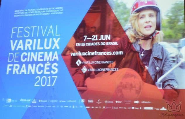 Abertura do Festival Varilux de Cinema Francês em SP e RJ. Fique de olho na programação.
