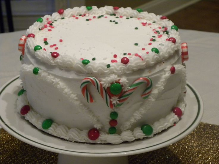 52 best images about Cake Decorating - Christmas Ideas on ...