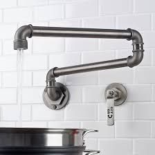 Image result for wall mounted kitchen taps uk
