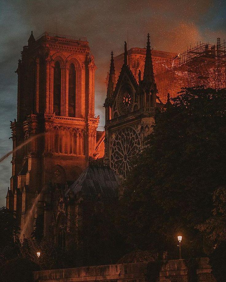 💔 Cathédrale Notre-Dame de Paris Marie-Louise Jansson