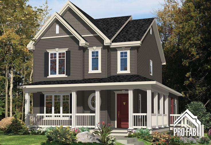 Pro fab constructeur de maisons modulaires usin es for Constructeur maison 37