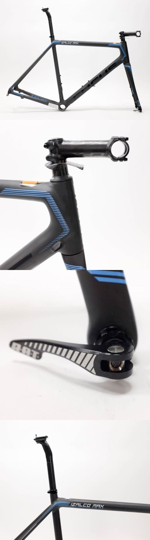 Bicycle Frames 22679: New 2016 Focus Izalco Max Disc 56Cm Road Bike Frame, Full Carbon Disc, Racing -> BUY IT NOW ONLY: $1979.99 on eBay!