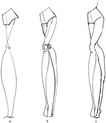 How to Draw Fashion-Ready Legs - For Dummies 4