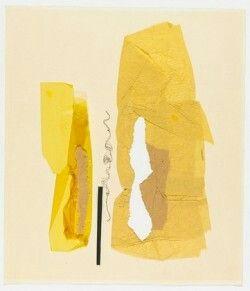 Bruno Munari collage 1951 ca.  coll. MoMA NY