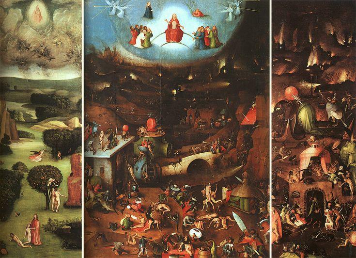 Historia sztuki: Renesans - Hieronim Bosch