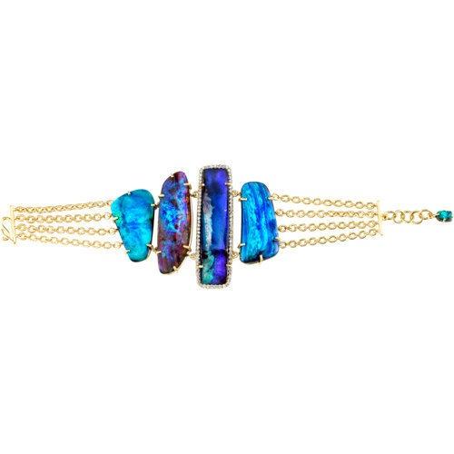 Irene Neuwirth Mixed Boulder Opal...   $43,380.00
