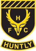 1928, Huntly F.C. (Scotland) #HuntlyFC #Scotland (L17680)
