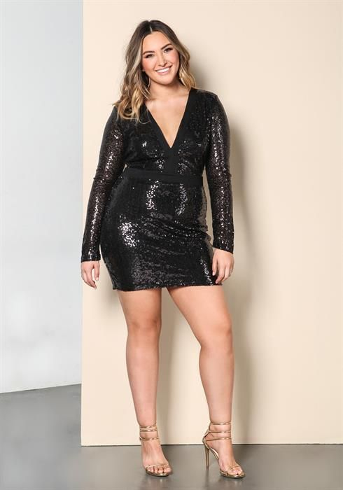 Plus Size Dresses, Cute Plus Size Party Dresses, Cute Plus Size Maxi Dresses and Cute Plus Size Bodycon Dresses│Deb Shops Dresses