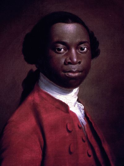 Olaudah Equiano, contemporary abolitionist leader of William Wilberforce, and former slave, writer, thinker, dreamer