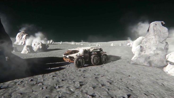Star Citizen News | Moons & Planets Progress