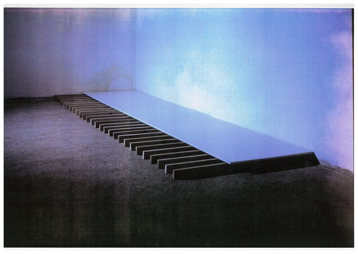 Jan Stolín, Installation, Academy of Arts, Architecture and Design in Prague, 1990