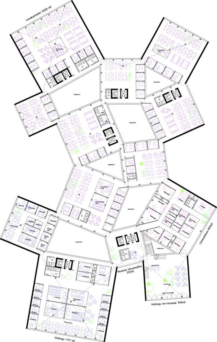 12 best Plans Details Plans of Civic Buildings images on