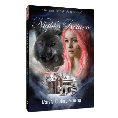 Book three in the spellbinding Night's Vampire series! Also available in hardcover and as an e-book! #vampire #novel #nightsvampire