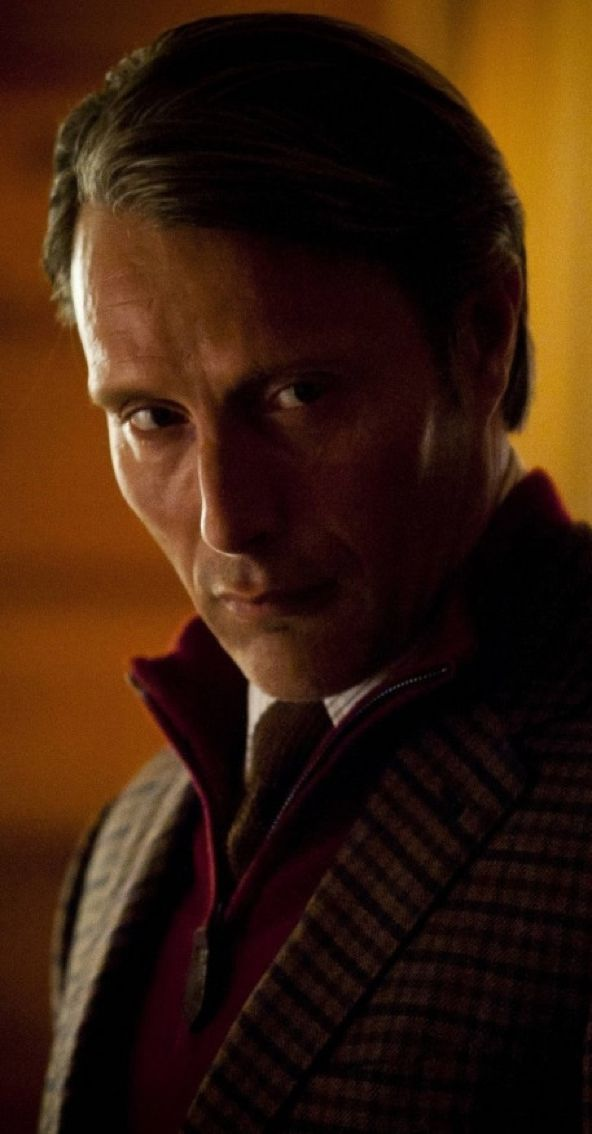 Mads Mikkelsen as Dr. Hannibal Lecter